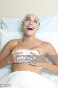 Successful plastic surgery
